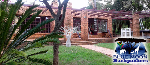 BLUE MOON BACKPACKERS, CULLINAN