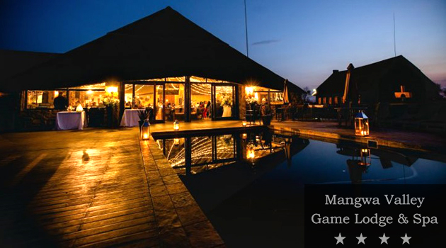 MANGWA VALLEY GAME LODGE & SPA, DINOKENG