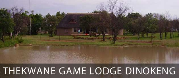 THEKWANE GAME LODGE DINOKENG