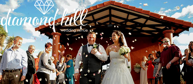 DIAMOND HILL WEDDING VENUE